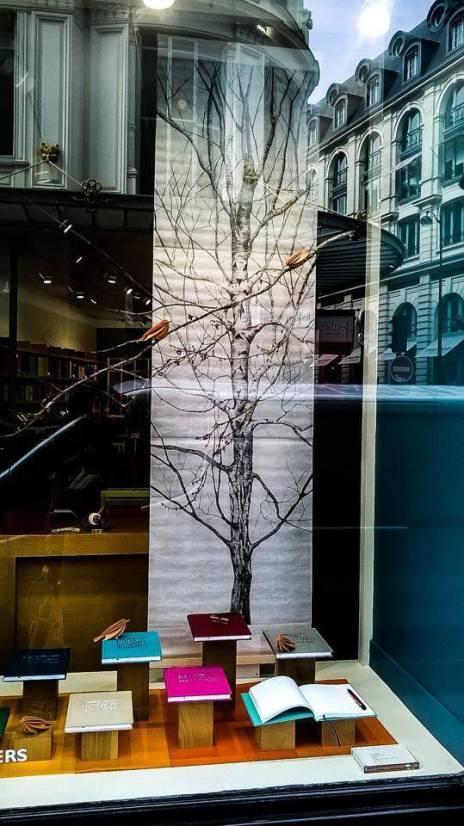 """""""Écorce blanche"""" Bookbinders Design 130 Rue du Bac 75007 Paris"""
