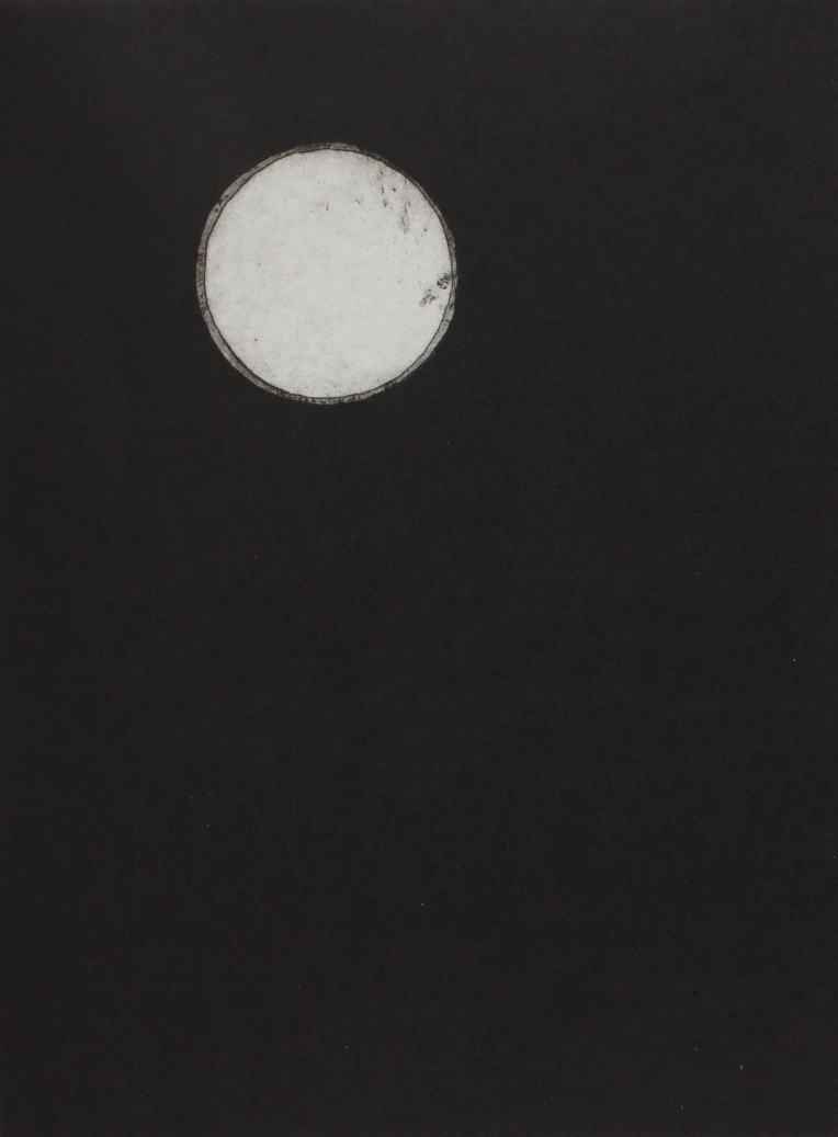 """""""Phase lunaire"""" // Taille-douce"""