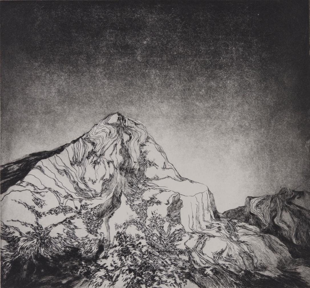 """""""Montagne II """", 2012"""