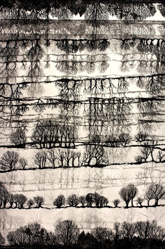 """""""sur la route"""", 2014"""