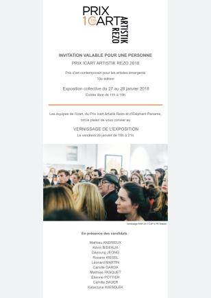 Invitation_Prix_Icart_Artistik_Rezo_2018