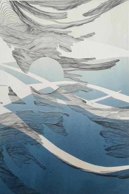 Burin et roulage - 20x30 cm (sans marges)